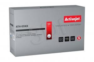 Toner Activejet ATH-05NX (HP 05X/Canon CRG-719H CE505X) supreme 6500str. czarny