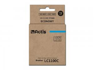 Tusz Actis KB-1100C (Brother  LC980/LC1100HY/LC65HY) standard 19ml cyan