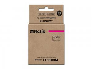 Tusz Actis KB-1100M (Brother  LC980/LC1100HY/LC65HY) standard 19ml magenta