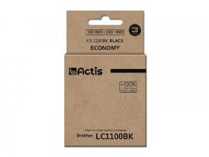 Tusz Actis KB-1100BK (Brother  LC980/LC1100HY/LC65HY) standard 28ml czarny