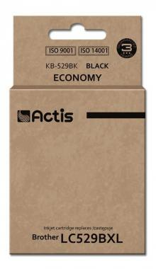 Tusz Actis KB-529BK (Brother  LC529BK) standard 58ml czarny