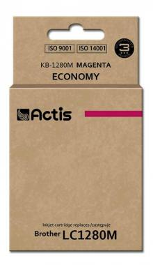 Tusz Actis KB-1280M (Brother  LC1280M) standard 19ml magenta