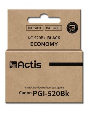 Tusz Actis KC-520BK (Canon  PGI-520BK) standard 20ml czarny Chip