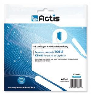 Tusz Actis KE-612 (Epson  T0612) standard 12ml cyan