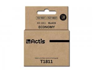 Tusz Actis KE-1811 (Epson  T1811) standard 18.2ml czarny