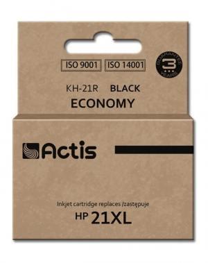 Tusz Actis KH-21R (HP 21XL C9351A) standard 20ml czarny