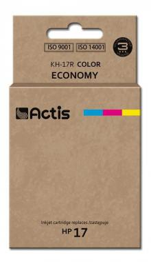 Tusz Actis KH-17R (HP 17 C6625A) standard 39ml trójkolorowy