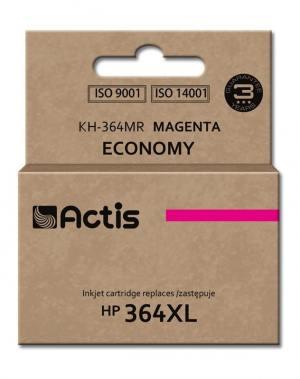 Tusz Actis KH-364MR (HP 364XL CB324EE) standard 12ml magenta Chip