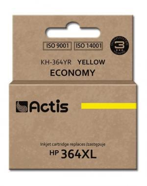 Tusz Actis KH-364YR (HP 364XL CB325EE) standard 12ml yellow Chip