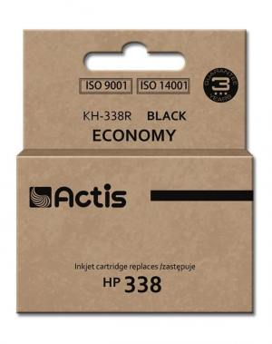 Tusz Actis KH-338R (HP 338 C8765EE) standard 15ml czarny