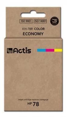 Tusz Actis KH-78R (HP 78 C6578D) standard 45ml trójkolorowy
