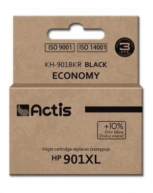 Tusz Actis KH-901BKR (HP 901XL CC654AE) standard 20ml czarny