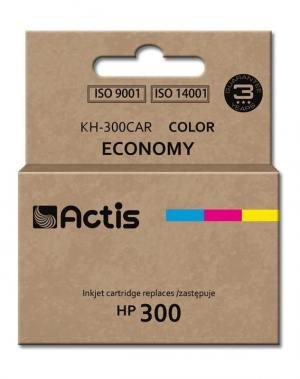Tusz Actis KH-300CAR (HP 300 CC643EE) standard 9ml trójkolorowy