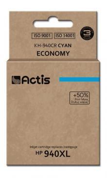 Tusz Actis KH-940CR (HP 940XL C4907AE) standard 35ml cyan