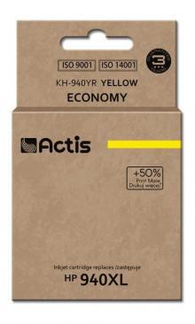 Tusz Actis KH-940YR (HP 940XL C4909AE) standard 35ml yellow