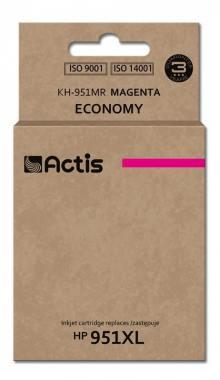 Tusz Actis KH-951MR (HP 951XL CN047AE) standard 25ml magenta Chip