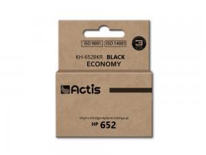 Tusz Actis KH-652BKR (HP652 F6V25AE) standard 15ml czarny