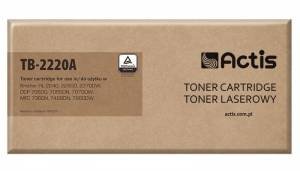 Toner Actis TB-2220A (Brother  TN2220) standard 2600str. czarny