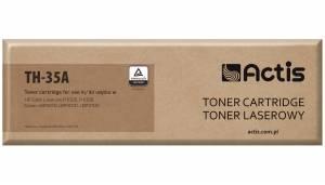 Toner Actis TH-35A (HP 35A CB435A) standard 1500str. czarny
