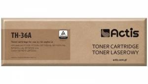 Toner Actis TH-36A (HP 36A CB436A) standard 2000str. czarny