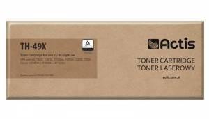 Toner Actis TH-49X (HP 49X Q5949X) standard 6000str. czarny
