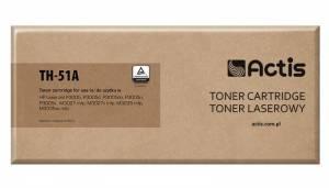 Toner Actis TH-51A (HP 51A Q7551A) standard 6500str. czarny
