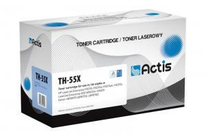 Toner Actis TH-55X (HP 55X CE255X) standard 12500str. czarny
