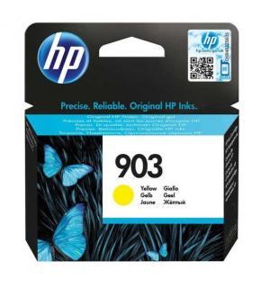 Tusz HP oryginalny nr 903 Yellow T6L95AE