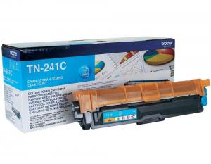 Toner Brother TN241C 1,4k do HL 3140, HL 3170 - Cyan