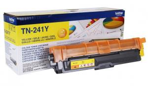 Toner Brother TN241Y 1,4k do HL 3140, HL 3170 - Yellow