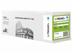 Toner TB Print TB-TN245CN (Brother TN245C) cyan 100% nowy