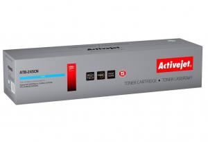 Toner Activejet ATB-245CN (Brother zamiennik TN245C) supreme 2200str. cyan