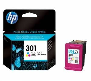 HP Tusz nr 301 Kolor CH562EE