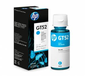 Tusz HP GT52 Cyan M0H54AE