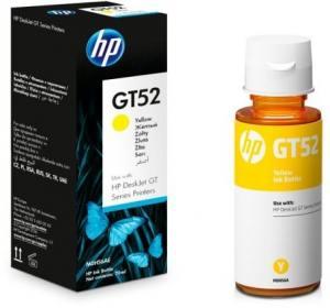 Tusz HP GT52 Żółty M0H56AE