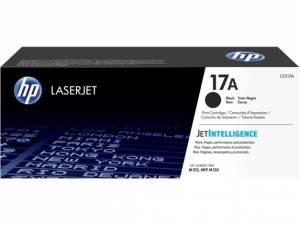 Toner HP 17A Black 1.6k CF217A