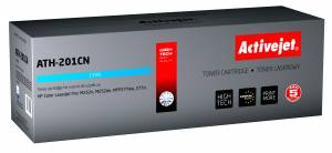 Toner Activejet ATH-201CN (do HP zamiennik CF401A 1400str. cyan)