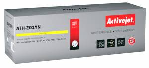 Toner Activejet ATH-201YN (do HP zamiennik CF402A 1400str. yellow)
