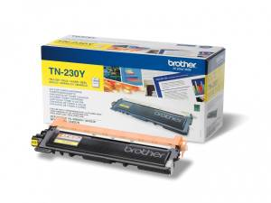 Toner Brother TN230Y HL3040/3070,DCP9010