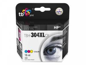 Tusz TB Print do HP DJ 3700 TBH-304XLCR BK ref.