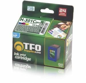 Tusz TFO H-301CRNV (CH564EE) kolorowy 15ml