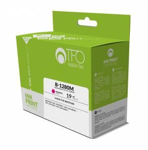 Tusz TFO B-1280M (LC1280M) magenta 19ml