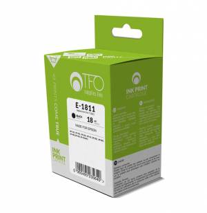 Tusz TFO Epson E-1811 (T1811) black 18ml