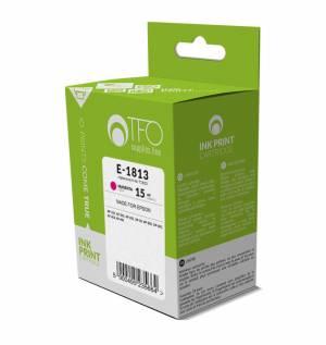 Tusz TFO Epson E-1813 (T1813) magenta 15ml