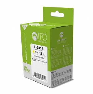 Tusz TFO Epson E-1814 (T1814) yellow 15ml