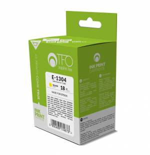 Tusz TFO Epson E-1304 (T1304, Ye) yellow 18ml