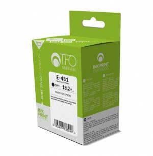 Tusz TFO Epson E-481 (T0481) black 18.2ml