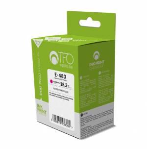Tusz TFO Epson E-483 (T0483) magenta 18.2ml