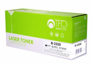 Toner TFO Brother B-2320 (TN2320) 2.6K