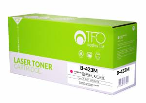 Toner TFO Brother B-423M (TN-423M) magenta 4K